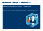 increases customer engagement