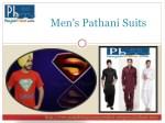 men s pathani suits