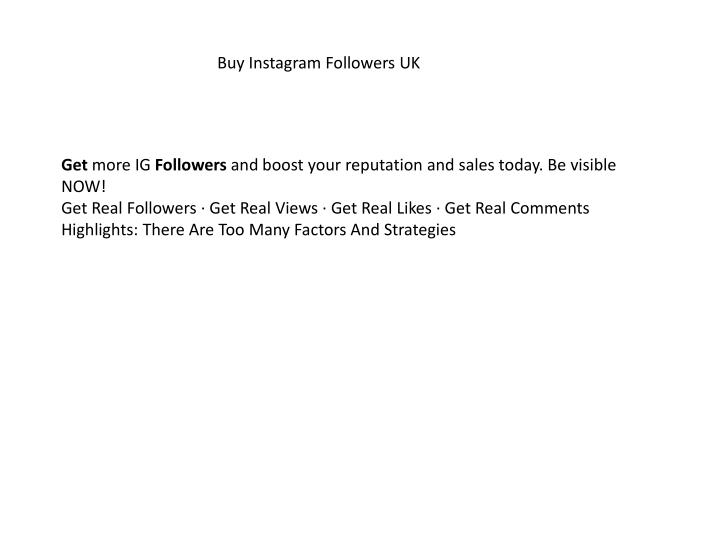 buy instagram followers uk n.
