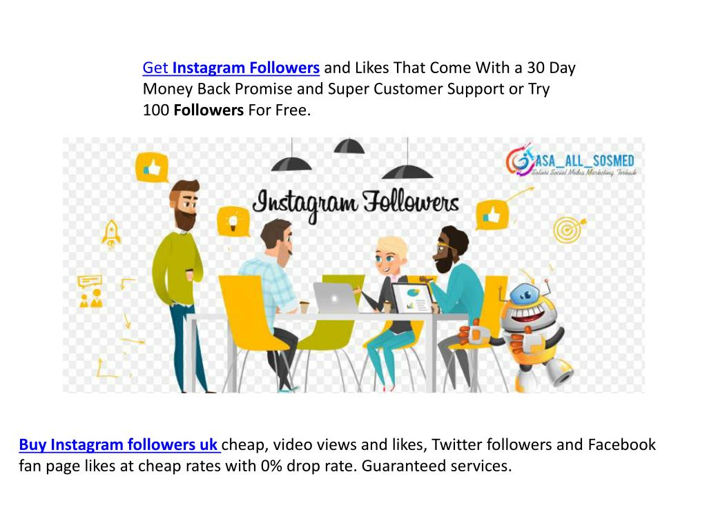 PPT - Buy Instagram Followers UK PowerPoint Presentation - ID:7776156