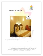 rooms in yercaud 1