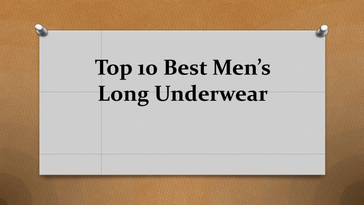 top 10 best men s long underwear n.