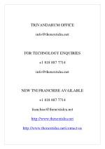 trivandarum office