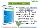 n10 006 study material formats