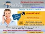 norton anti virus tech services