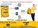 norton antivirus support 1