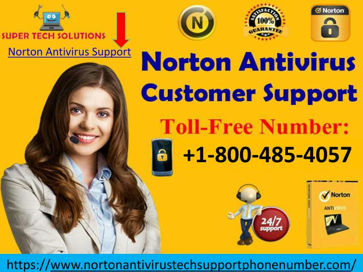 norton antivirus support n.