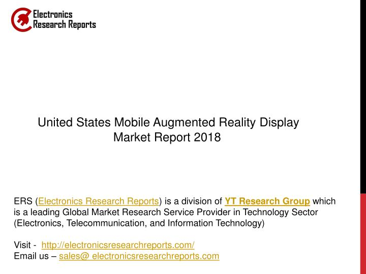 united states mobile augmented reality display n.