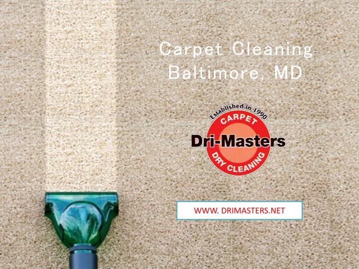 carpet cleaning baltimore md n.