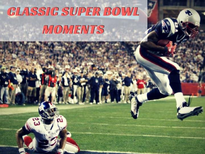 classic super bowl moments n.