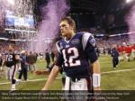 new england patriots quarterback tom brady leaves