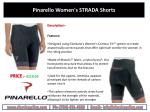 pinarello women s strada shorts