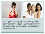get the bigger breast size with the breast