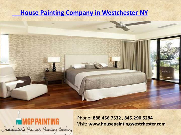 house painting company in westchester ny n.