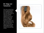 4 wigs and 4 wigs and hairpieces hairpieces