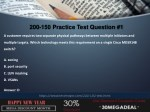 200 150 practice test question 1