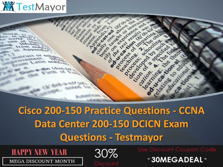 cisco 200 150 practice questions ccna data center n.