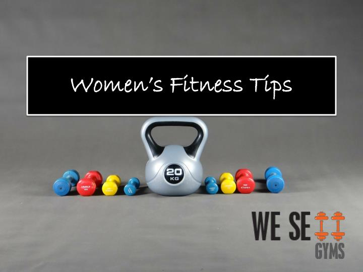 women s fitness tips n.