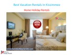 best vacation rentals in kissimmee