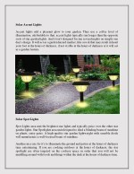 solar accent lights accent lights add a pleasant