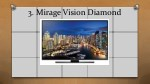 3 mirage vision diamond