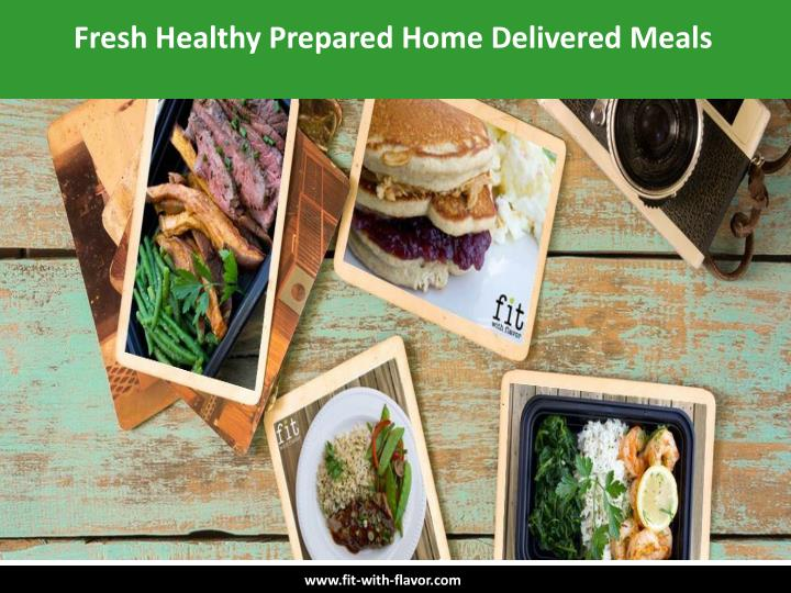 fresh healthy prepared home delivered meals n.