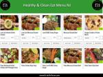 healthy clean eat menu nj 2