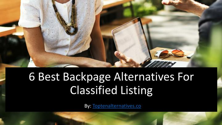 6 best backpage alternatives for classified listing by toptenalternatives co n.