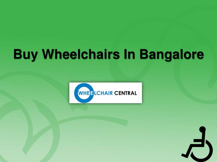 buy wheelchairs in bangalore n.