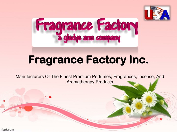 fragrance factory inc fragrance factory inc n.