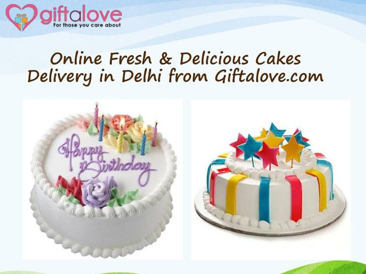 online fresh delicious cakes delivery in delhi from giftalove com n.