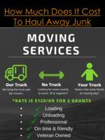 how much does it cost to haul away junk