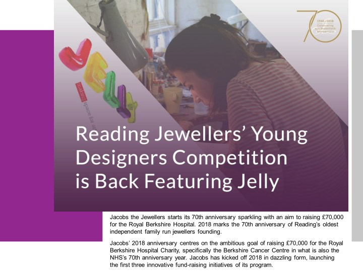 jacobs the jewellers starts its 70th anniversary n.