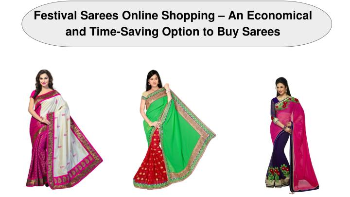 festival sarees online shopping an economical n.
