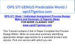 ops 571 genius predictable world ops571genius com 10