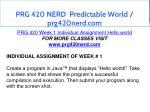 prg 420 nerd predictable world prg420nerd com 5