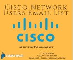 cisco network users email list