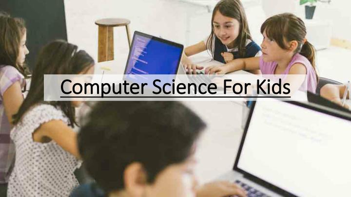 computer science for kids n.