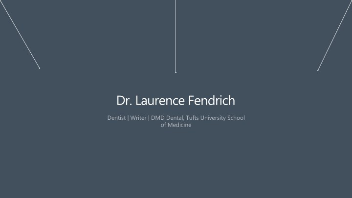 dr laurence fendrich n.