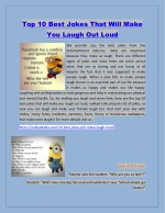 top 10 best jokes that will make you laugh
