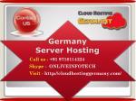 germany server hosting 2