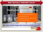 visit http cloudhostinggermany com germany dedicated server