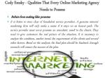 cody emsky qualities that every online marketing agency needs to possess 4