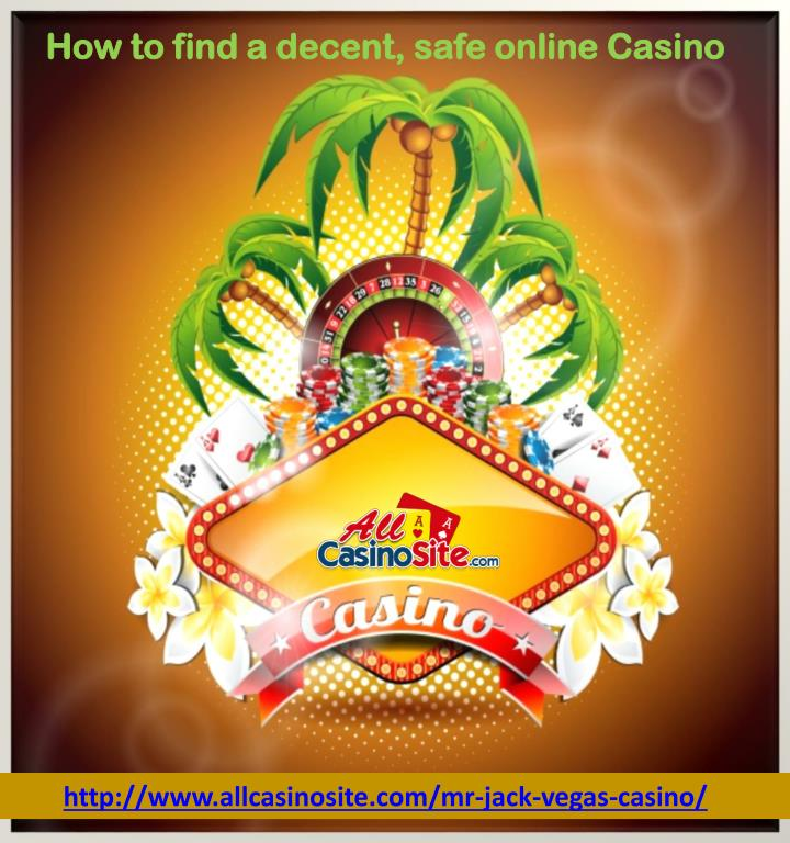 how to find a decent safe online casino n.
