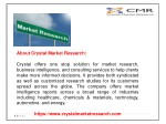 about crystal market research