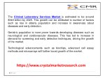 the clinical laboratory services market