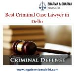 best criminal case lawyer in delhi