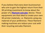 if you believe that every keen businessman