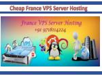 cheap france vps server hosting