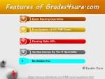 features of grades4sure com